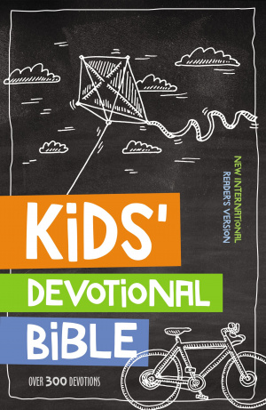 Kids' Devotional Bible, Nirv