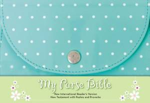 NIrV, My Purse Bible, Imitation Leather, Blue