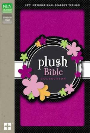 NIrV, Plush Bible Collection, Hardcover, Purple