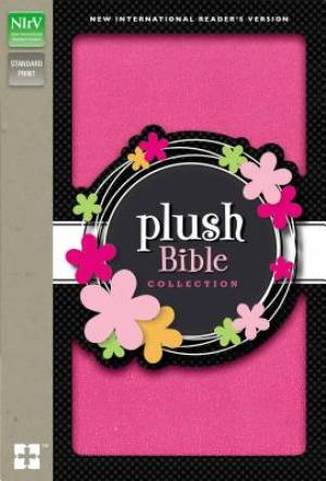 NIrV, Plush Bible Collection, Hardcover, Pink
