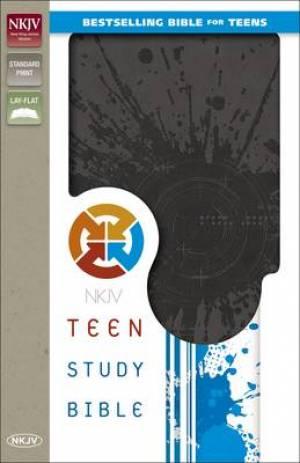 Nkjv Teen Study Bible