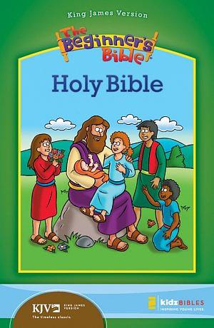 KJV Beginner's Bible: Hardback
