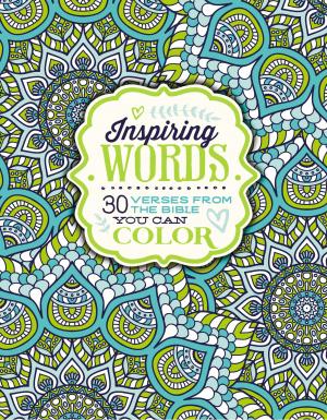 Inspiring Words Colouring Book
