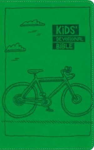 Kids' Devotional Bible, Nirv