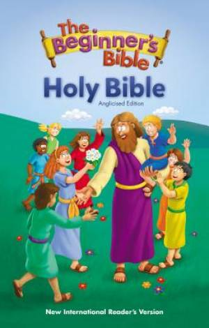 NIrV Beginner's Bible Holy Bible, Hardcover