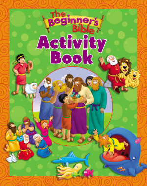The Beginner's Bible Activity Book
