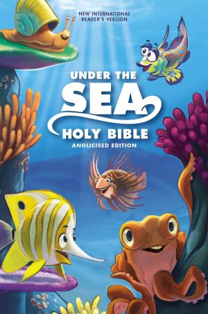 Nirv, Under the Sea Holy Bible, Hardcover