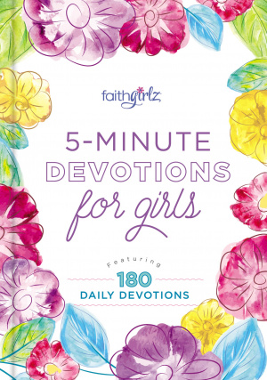 5-Minute Devotions for Girls