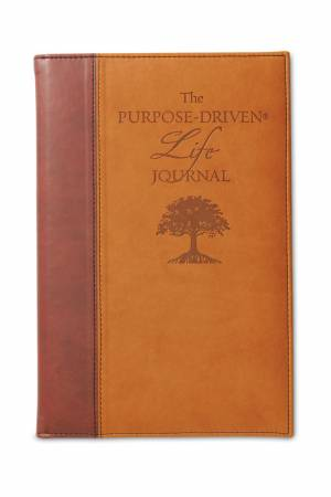 The Purpose Driven Life Deluxe Journal