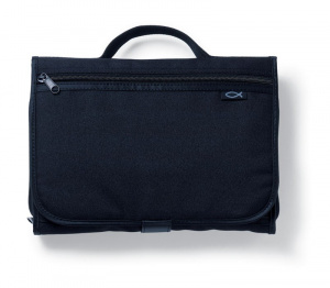 Tri-Fold Organiser: Black, Large