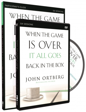 When the Game is Over, it All Goes Back in the Box Participant's Guide & DVD