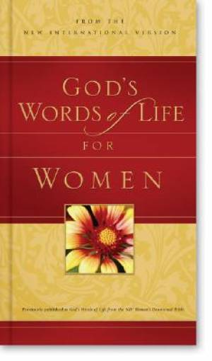 God's Words of Life for Women: From the New International Version