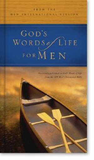 God's Words of Life for Men: From the New International Version