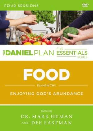 Daniel Plan: Food Study DVD