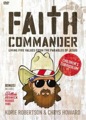 Faith Commander Childrens Curriculum
