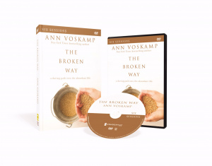 The Broken Way Study Guide with DVD