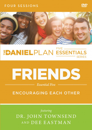 Daniel Plan: Friends Study DVD