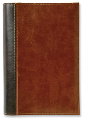 Book Slipcover: Chocolate & Caramel, Medium | Free Delivery @ Eden.co ...