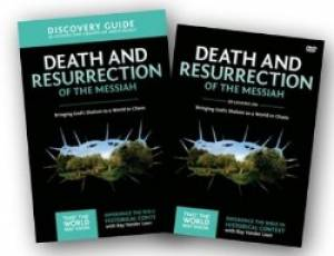 Death and Resurrection of the Messiah Discovery Guide & DVD