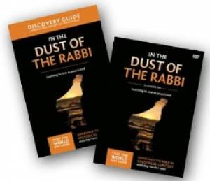 In the Dust of the Rabbi Discovery Guide & DVD
