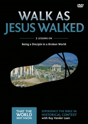 Walk as Jesus Walked: A DVD Study