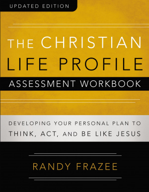Christian Life Profile Assessment Workbook