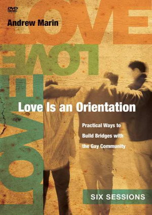 Love is an Orientation DVD