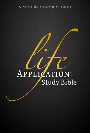 NASB Life Application Study Bible: Hardback