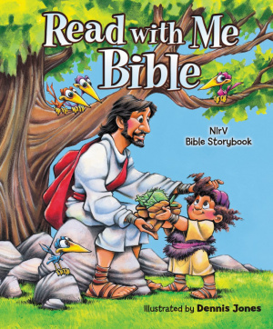 Read With Me Bible Nirv Hb