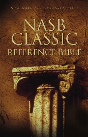 NASB Classic Reference Bible: Hardback, Updated