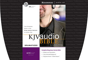 KJV Complete Audio Bible: Dramatised for CD