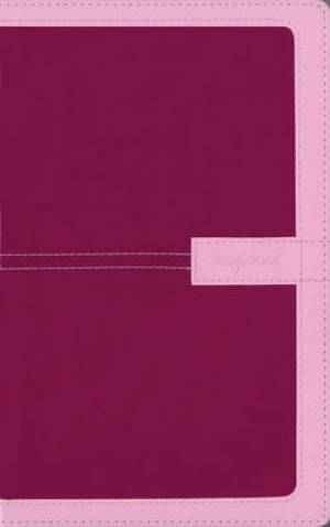 KJV Thinline Bible: Razzleberry/Orchid, Imitation Leather