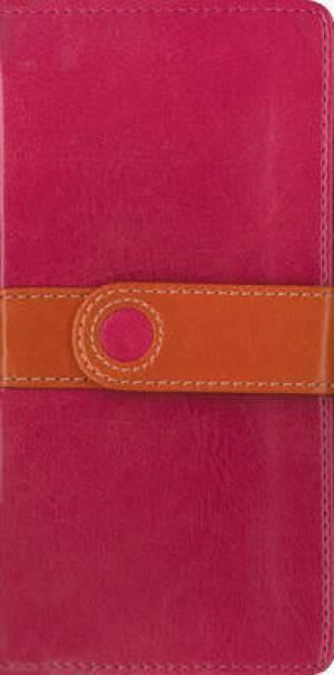 King James Version Trimline Bible: Pink, Imitation Leather