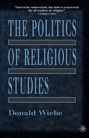 The Politics of Religious Studies