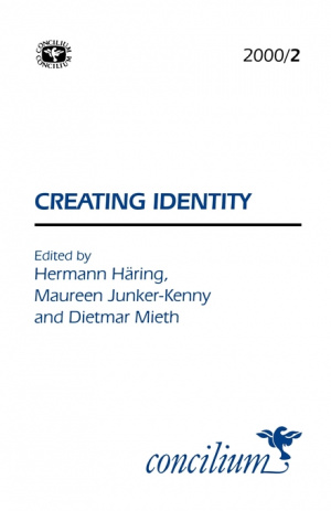 Creating Identity Concilium 2000 Issue 2