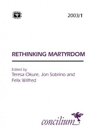 2003/1:RETHINKING MARTYRDOM