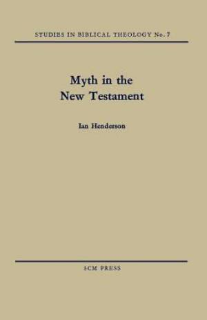 Myth in the New Testament