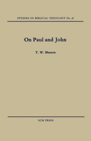 On Paul and John