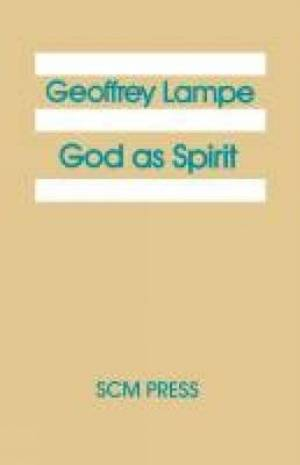 God as Spirit