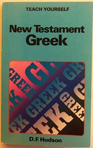 Teach Yourself New Testament Gre