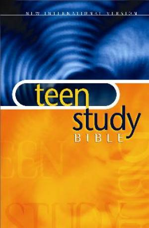 NIV Teen Study Bible: Hardback