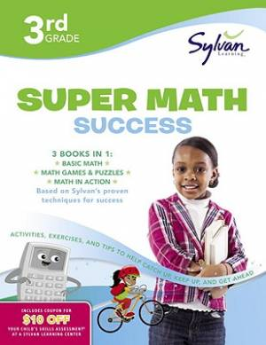 Super Math Success 3rd Grade