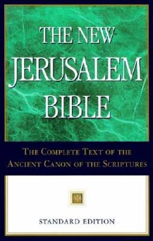 New Jerusalem Bible Standard Edition