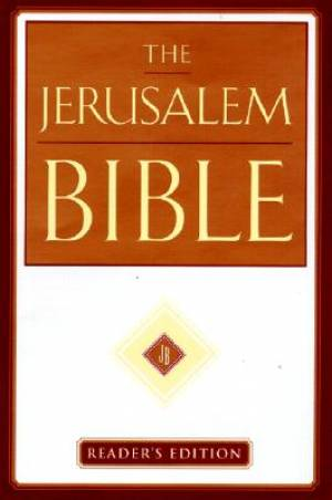 Jerusalem Bible Readers Edition