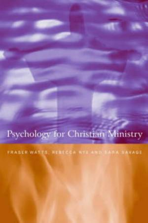 Psychology for the Christian Ministry