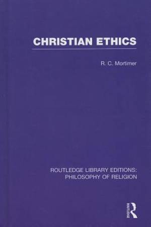 Christian Ethics