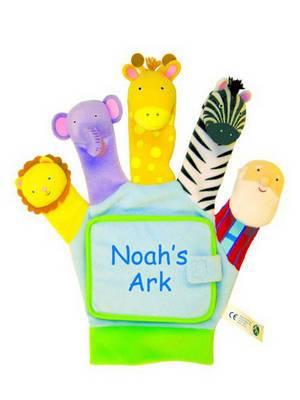 Noah's Ark a Hand Puppet Board Book