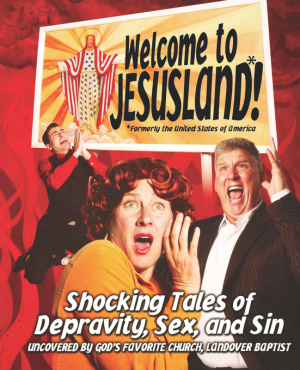 Welcome to JesusLand!