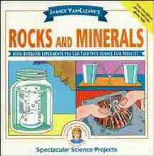 Janice VanCleaves Rocks And Minerals