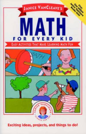 Janice VanCleaves Math For Every Kid